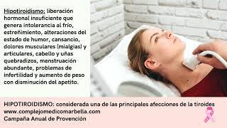 Ultrasonido de Tiroides, Prevención