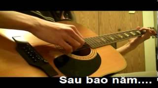 Sau Bao Nam - guitar cover by bao truong.m4v