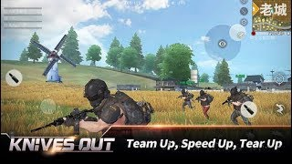 Knives out Game online which is a country