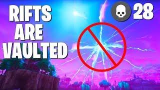Rifts make high kill games Ez: Fortnite Battle Royale