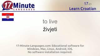 Learn Croatian (Part 3)