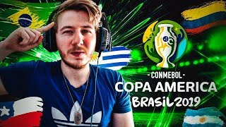 FIFA 19 Copa America Brasil 2019 Quien es El Favorito ? Argentina ? Brasil - Analisis Breve