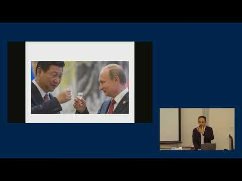 Between Russia and China: Central Asia's Relevance