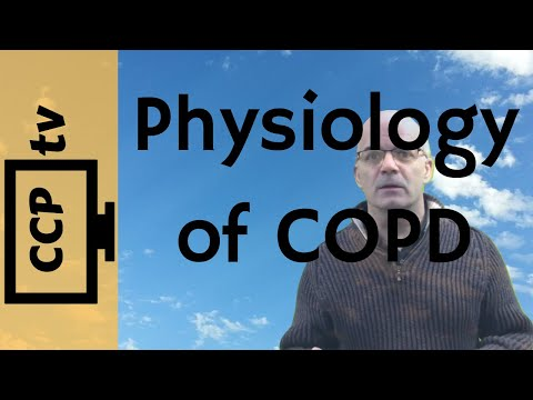 BiPaP Physiology Of COPD
