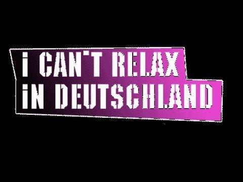 I Can´t Relax In Deutschland (7) - Interview mit Frank Spilker, Die Sterne