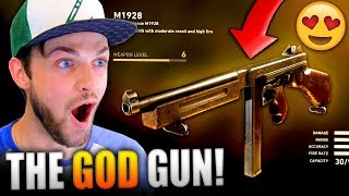 "OMG they did it... They added the ""GOD GUN""!"
