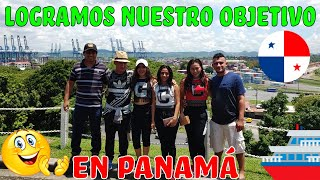 Llegamos al canal de Panamá donde han grabado muchas canciones famosas😯 Alexis la enciclopedia. P 2