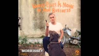 Kick The Bride Down The Aisle - Morrissey Music Preview