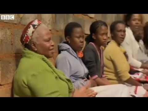 ANCESTRAL SPIRIT  Thabiso Siswana, The Sangoma   A South African Spiritual Healer At Work!