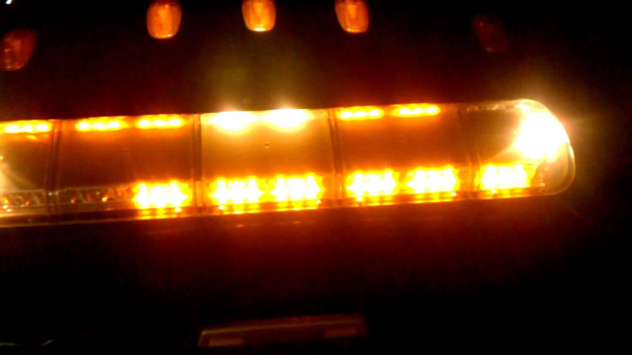 49  Luminator LED light bar by SHO-ME & 49