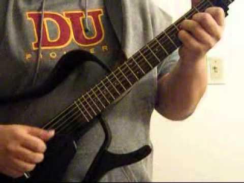 Trading My Sorrows Guitar Youtube
