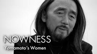 """Yohji Yamamoto in """"A Kind of Woman"""" by Matthew Donaldson"""