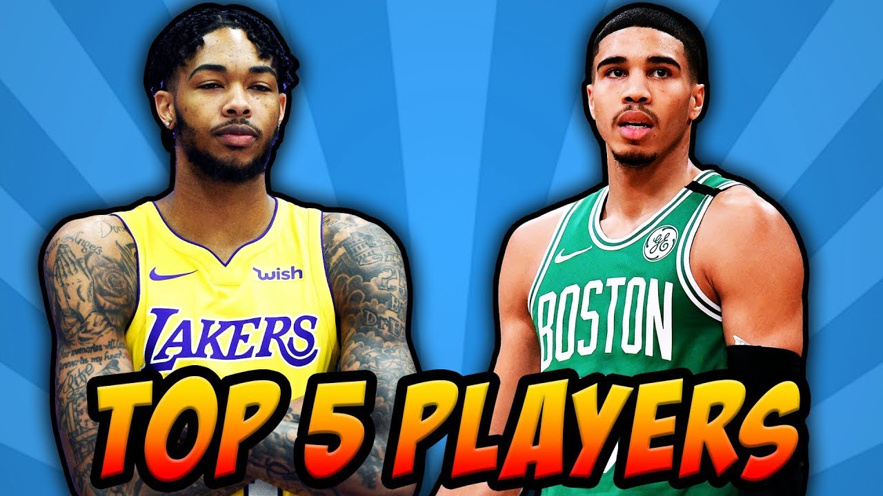 The Best NBA Players Under 25 Years Old - YouTube cfb8dc00e