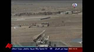 Iran test-fire