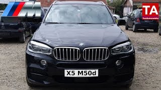 BMW X5 M50d 380 KS - 3 x TURBO - Xdrive  evra