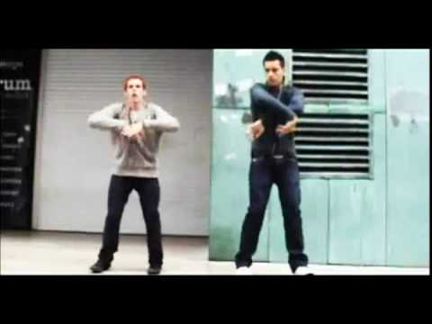 Dance Battle - Tecktonik - Yelle a cause des garcons tpr remix 2 edicion