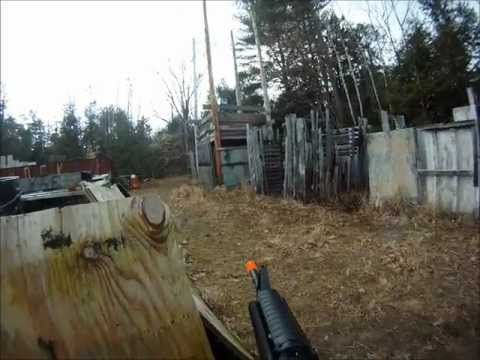 Deep Freeze II: Airsoft game at RPC Fremont Part 1