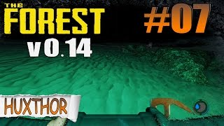 The Forest Update 0.14 - Rebreather + Turtle Shield + Explosive Trap + Water Collector