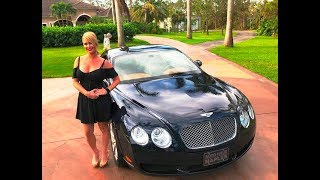 SOLD 2007 Bentley Continental GT, only 21,000 Miles, for sale by Autohaus of Naples 239-263-8500