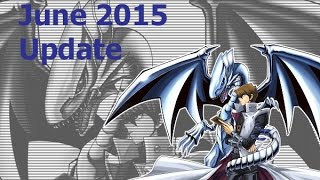 Best YuGiOh Blue Eyes White Dragon Deck Profile! June 2015 Update (Deck List in Description)
