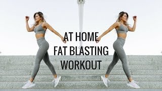 HIIT and Ab Workout | At Home or In The Gym