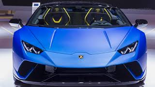 2019 Huracan Performante Spyder - Performance, Driving Dynamics and Fresh-Air Exhilaration