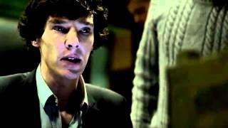 Шерлок Холмс (BBC) Ты понижаешь IQ всей улицы...