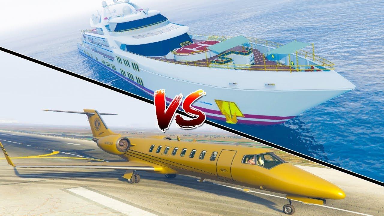 Aereo Privato Barilla : Gta ita yacht vs aereo privato qual è il migliore