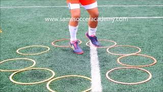 Killer Plyometric Football Drill Part 2