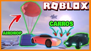 Roblox: Jailbreak-AIRDROPS, TWO NEW BASES, TWO NEW cars and more ...