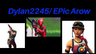 EPic Arow is live:Fortnite BR//Giveaway At 100 Subs