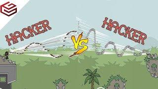 DA2 MiniMilitia Hacker vs Hacker