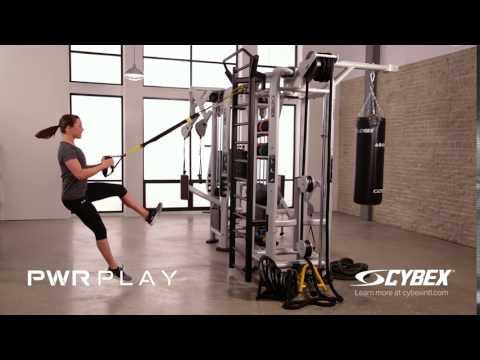 Cybex PWR PLAY - Single Leg Squat and Hop