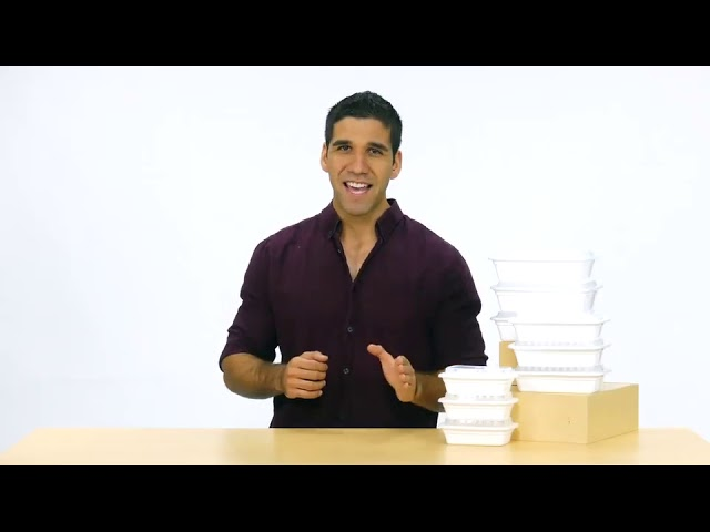 Product Video - CSBD Products - Meal Prep Containers⠀
