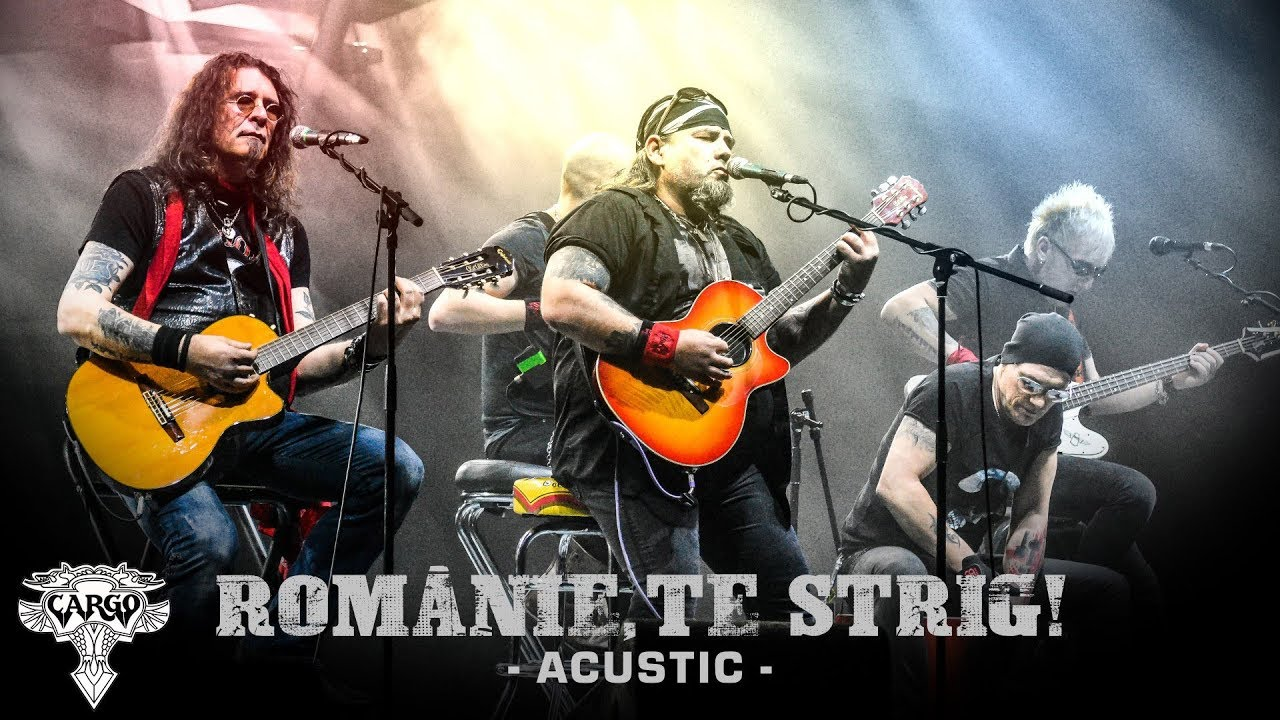Cargo - Romanie, te strig! (Acustic)