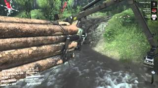 SpinTires 2014 Multiplayer EXTREME