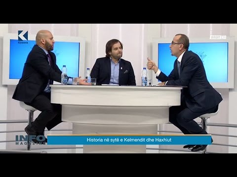 Info Magazine: Gëzim Kelmendi - Bekim Haxhiu - 19.01.2017 - Klan Kosova