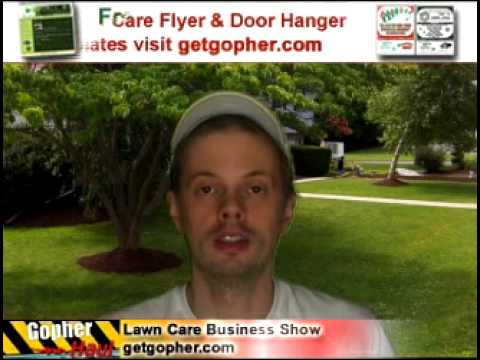 GopherHaul 33 - Landscaping and Lawn Care Business Marketing Forum Show.