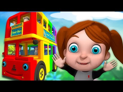 Kids Nursery Rhymes Songs Collection   Kindergarten Cartoons   Baby Songs by Little Treehouse