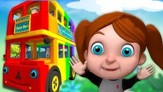Kids Nursery Rhymes Songs Collection | Kindergarten Cartoons | Baby Songs by Little Treehouse