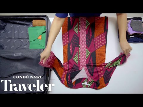 How to Pack According to an Expert | Condé Nast Traveler