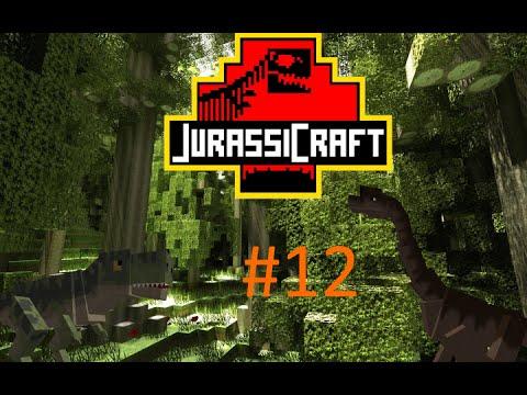 JURASSIC CRAFT - [S01 Ep12] - Electrifier - Minecraft Fr
