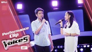 The Voice Thailand - โชกุน&ออมสิน - เธอ - 20 Nov 2016