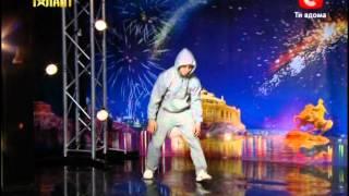 """«Україна має талант - 4» 14.04.2012 г. """" CRAZY JUMP 100 %"""" - г. Херсон."""