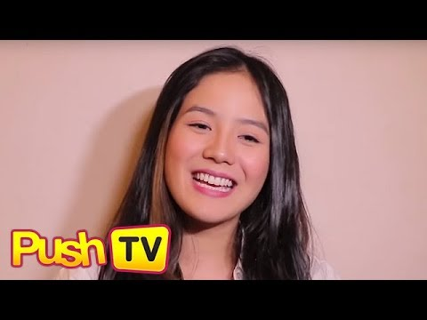 Push TV: Ritz Azul talks about working with Paulo Avelino and Ejay Falcon
