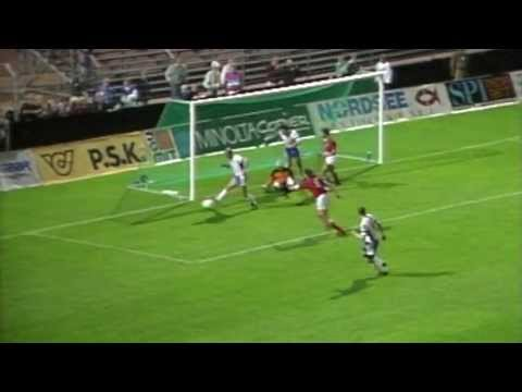 The legendary football match between Faroe Islands and Austria