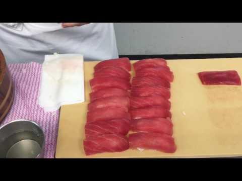 寿司の握り方・寿司学校の2ヶ月修行でどこまで上達する?生徒の「握り」成長記録