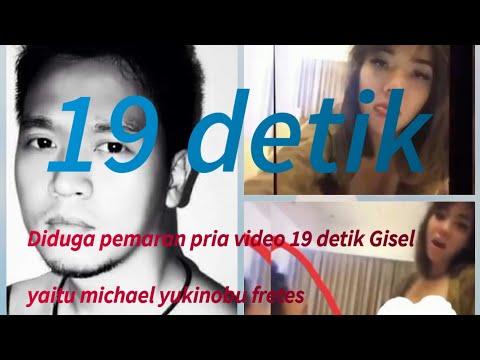Inilah Sosok MYD Atau Michael Yukinobu De Fretes Pemeran Pria Video Syur 19 Detik Gisella Anastasia