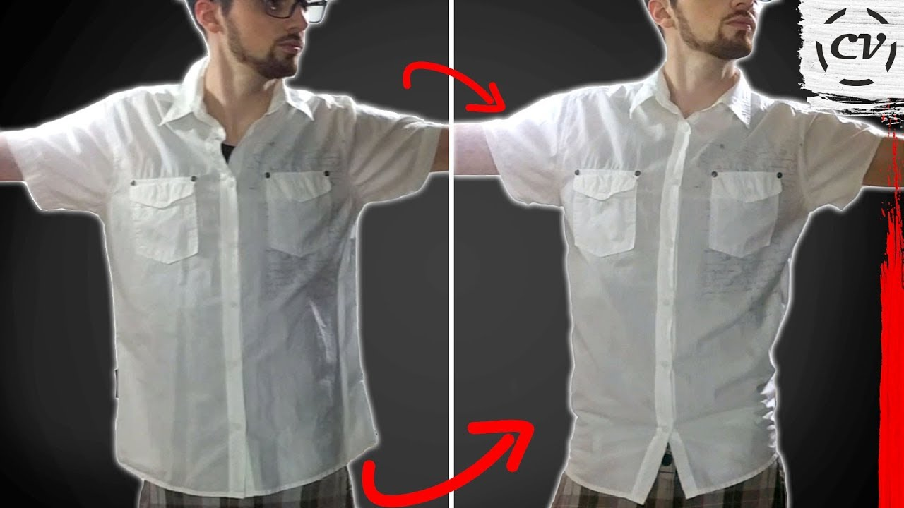 How To Tailor A Shirt   YouTube How To Tailor A Shirt