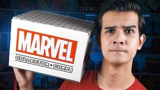 ДЭДПУЛ-КОРОБКА от Marvel 2.0
